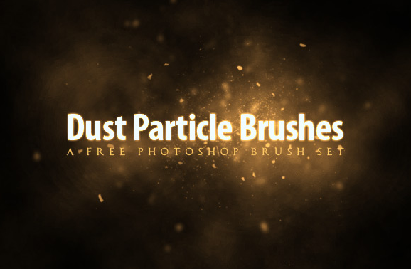 먼지(Dust Particle) 포토샵 브러쉬 - Free Dust Particle Photoshop Brushes