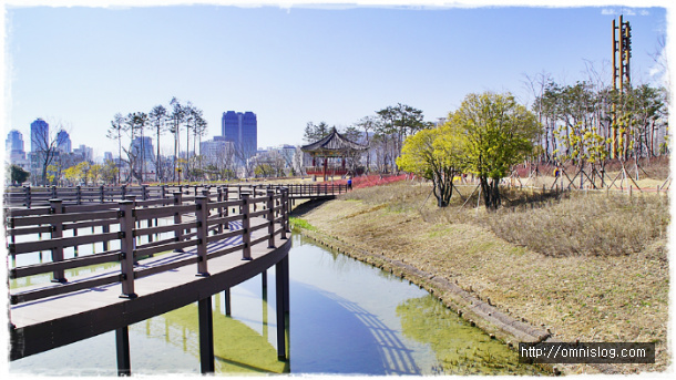 시민공원 산책길