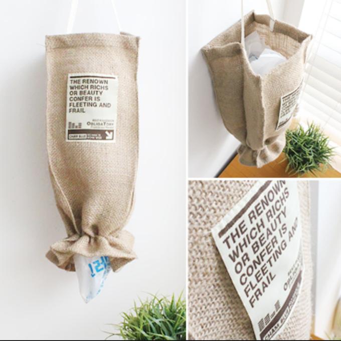 비닐봉지 정리, 비닐봉지 보관,