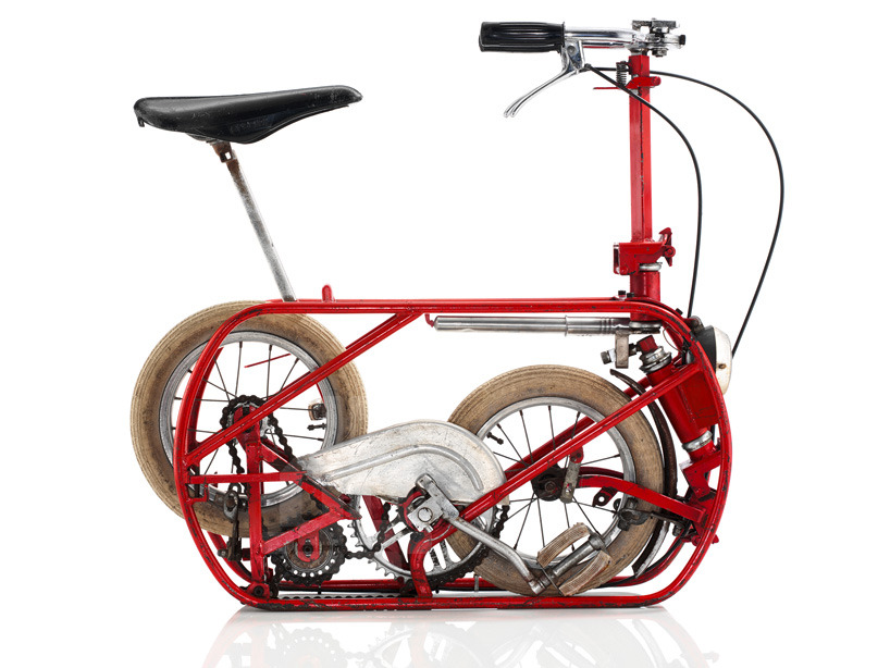 *투어 드 프랑스 레이스 100주년 기념, 유니크 자전거 전시회 free wheel examines bicycle design from different eras