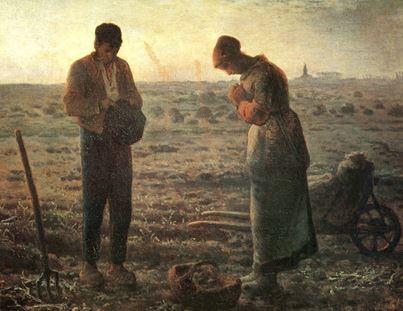 기도하는 부부