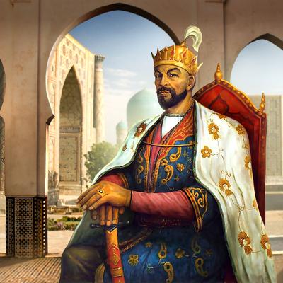 티무르 Timur, Tamerlane
