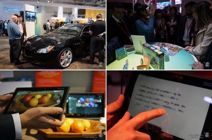 mwc, 2015, 퀄컴, qualcomm, 부스, 기술, 인공지능, 제로스, zeroth, 필기, 인식, 변환, 전환