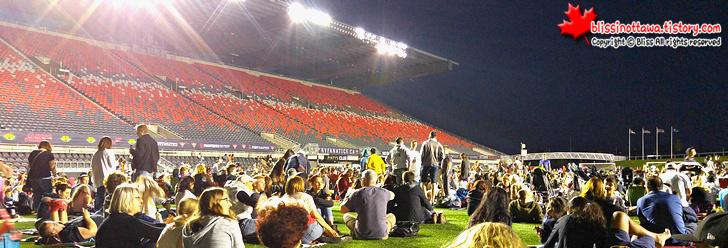 캐나다 경기장