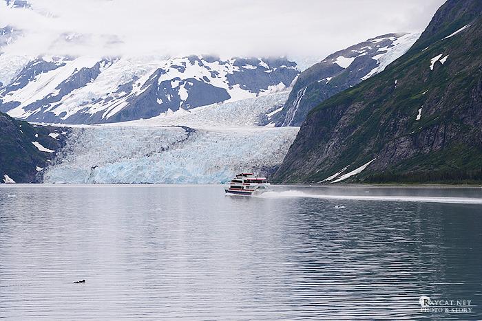 알래스카 바다 빙하