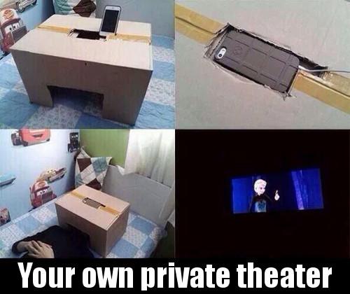 - Realizzare sala cinema in casa ...