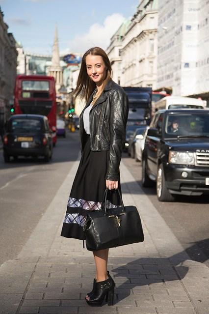 영국 가을 패션니스트가 선택한 부티, 강추