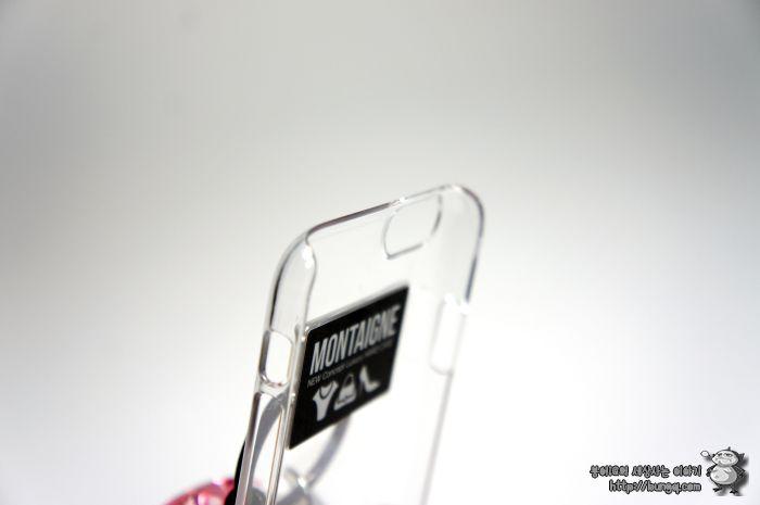 아이폰6, 케이스, 포포베, 베어브릭스, 몽테뉴, 디자인