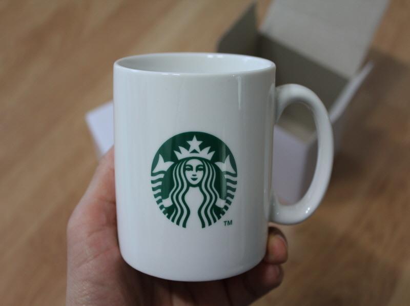 스타벅스 매장 오픈 이벤트 기부 로고머그, 스타벅스 부산서면중앙로점, 스타벅스, Starbucks, 스타벅스 머그컵, 스타벅스 로고 머그