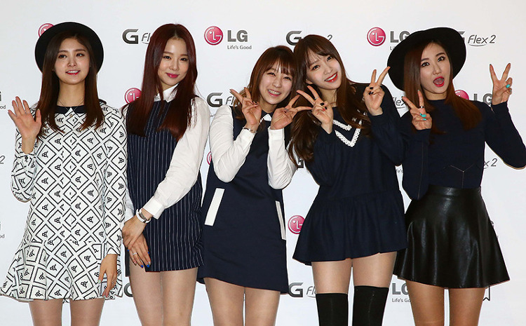 지플렉스2 EXID 팬싸인회