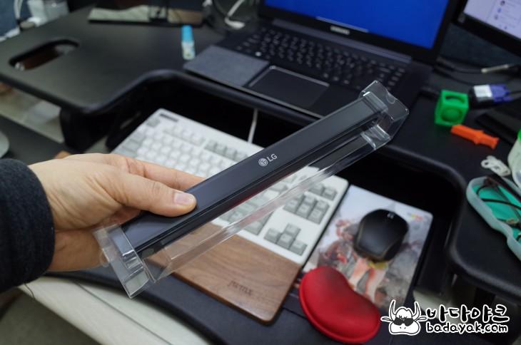 LG 롤리 키보드 4단 폴딩 블루투스 키보드 사용 후기