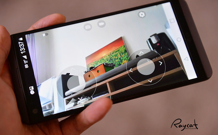 앱봇 조작 스마트폰 화면