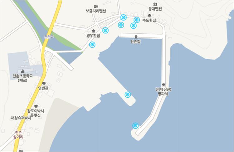경주 포켓몬고 명당 / 포켓스탑 핫 플레이스 / 감포 전촌리 항구에서 포켓몬고 인증샷놀이