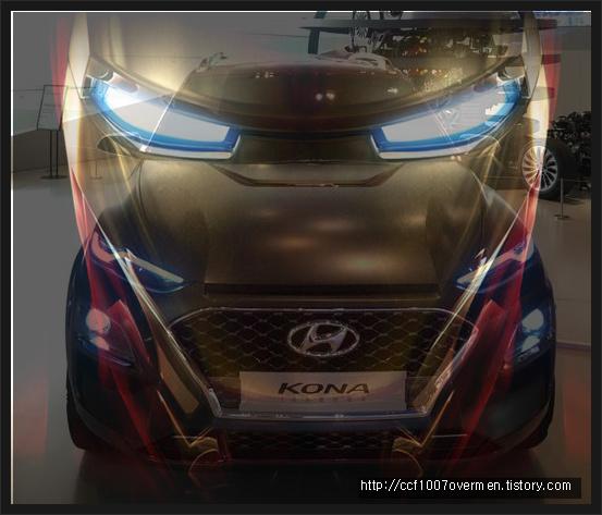 Introducing The Hyundai Kona: Special Edition Featuring Hyundai Car Kona And Iron Man