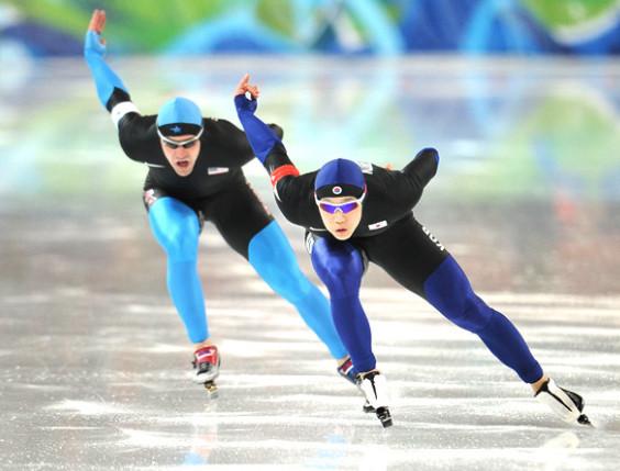 평창동계올림픽 스피드스케이팅