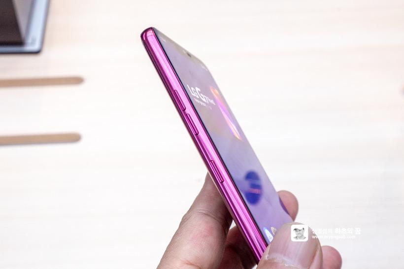 'LG G7 씽큐' 구글 어시스턴트 버튼