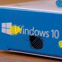 윈도우10 RS4 버그