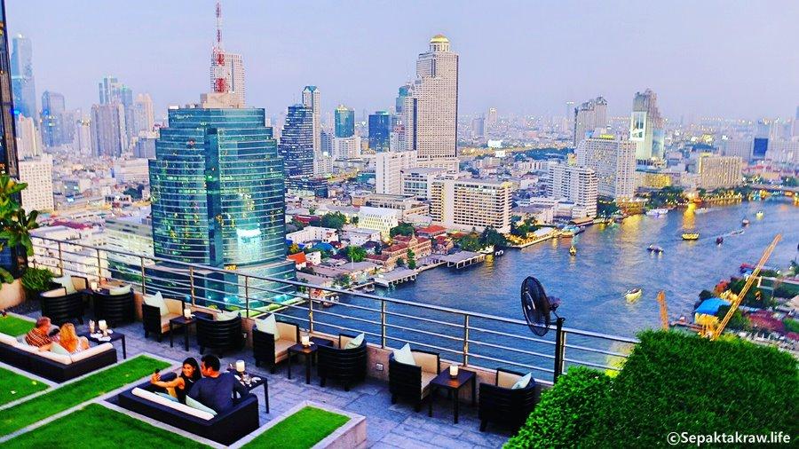 밀레니엄 힐튼 방콕 호텔