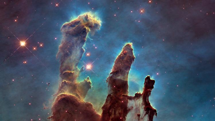 Eagle Nebula 'Pillars of Creation
