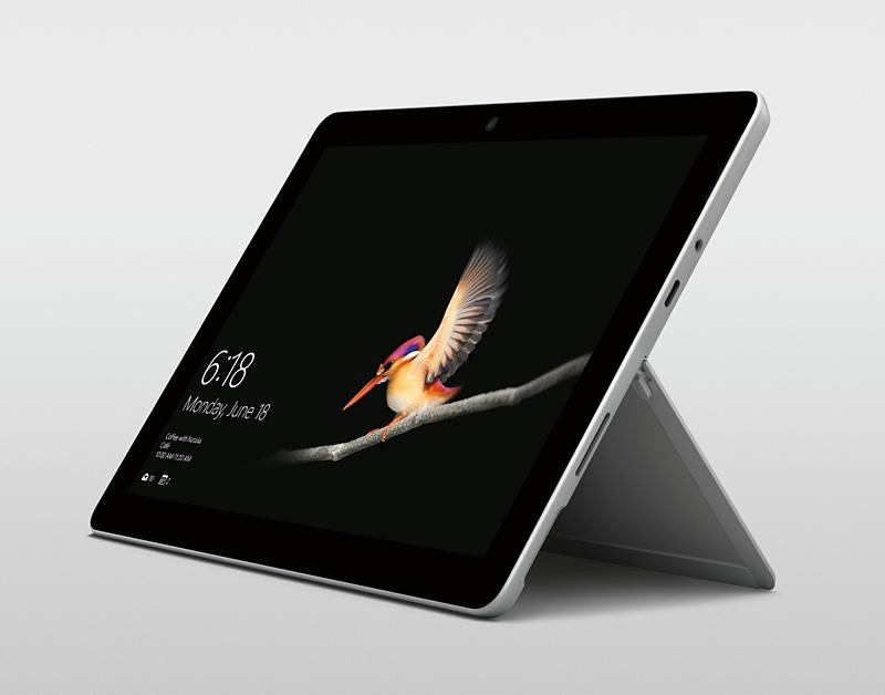 마이크로소프트의 세번째 도전, 서피스 고(Surface Go)