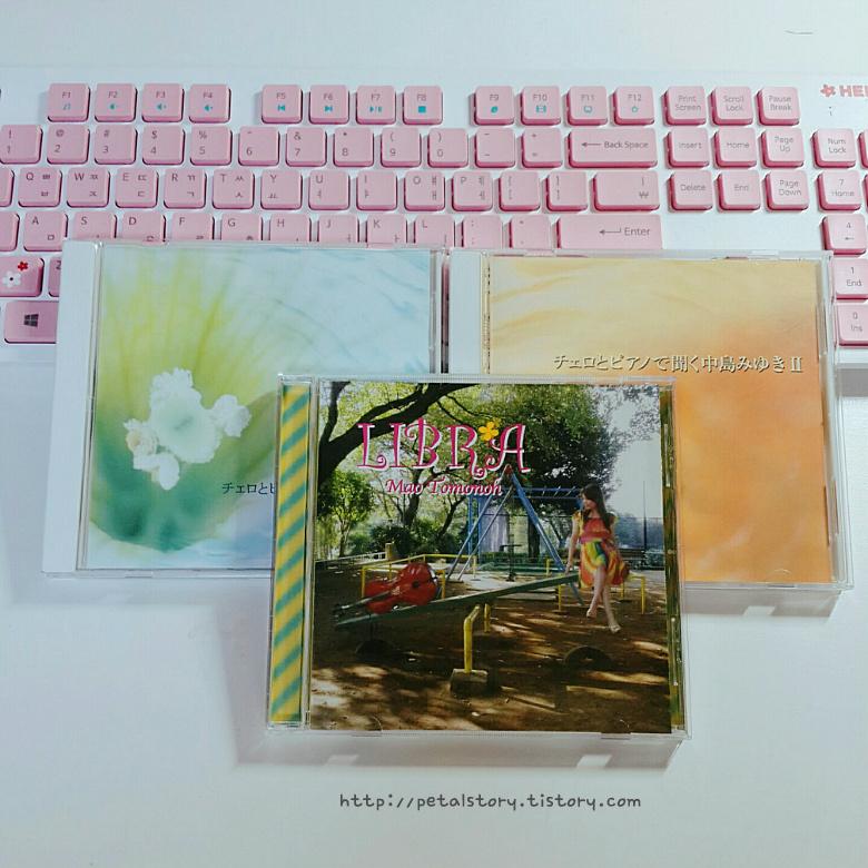 Mao Tomonoh CELLO 4CD