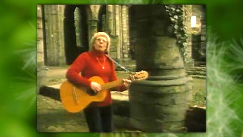 사진: 1982년 재기를 위해 뮤직비디오도 찍었으나, 실패하고 말았다.