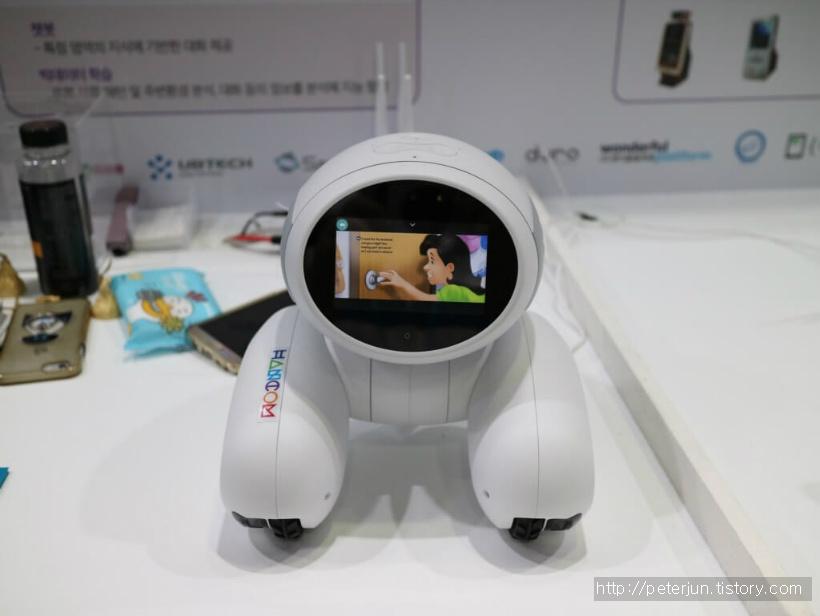 작은 로봇 인공지능