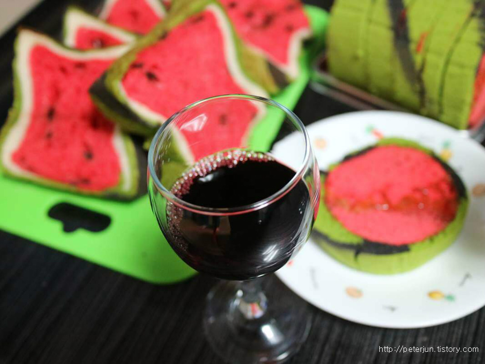 와인과 빵