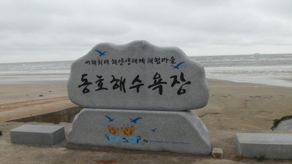 동호해수욕장