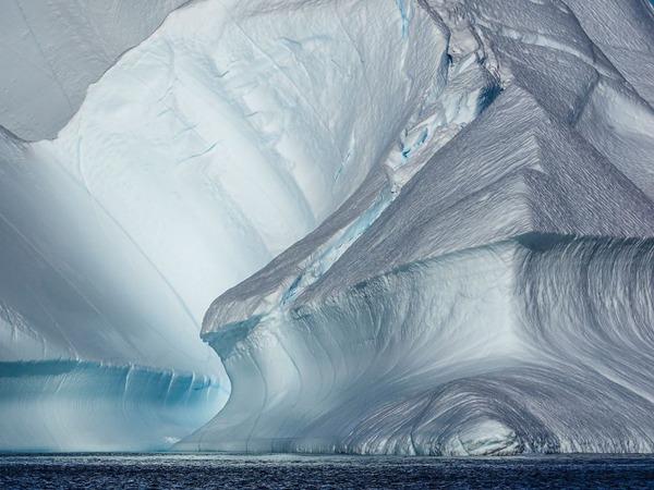 빙하 부문 2위. 빙하(Marcin Dobas)