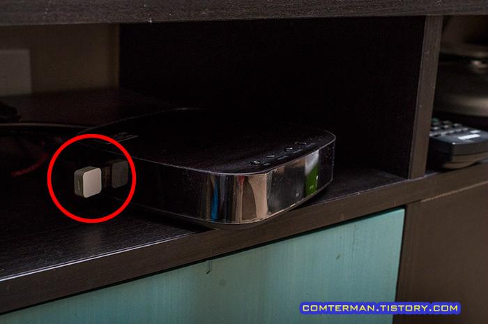 유플러스 TV UHD2 USB 포트