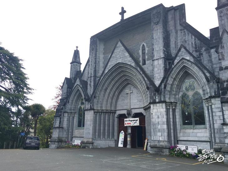 넬슨 넬슨대성당 뉴질랜드성당 영국국교회 성공회