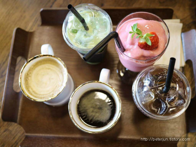 피플앤스토리 음료