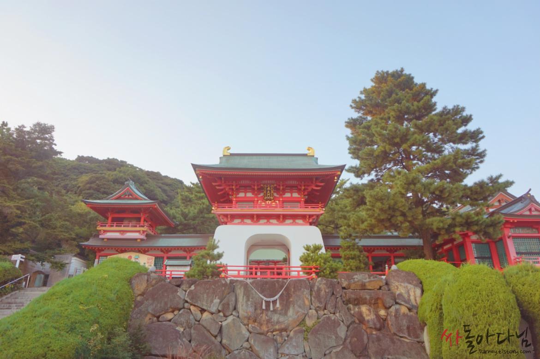 아카마신궁(赤間神宮)