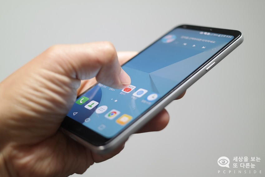 LG Q6, 풀비전 디스플레이가 가져다 주는 일상 속 다양한 변화