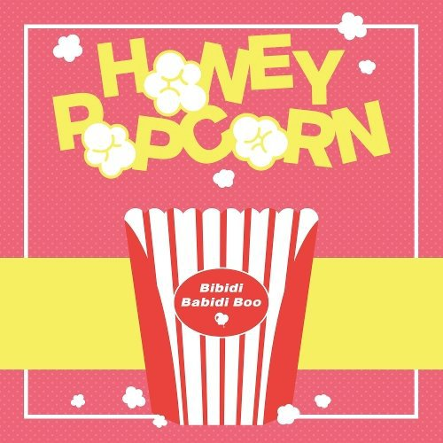Honey Popcorn - Bibidi Babidi Boo Lyrics [English, Romanization]