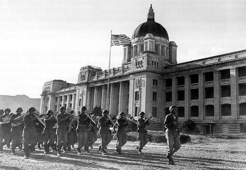 2차대전 이후 남한을 대리통치하던 '미군정'이 실패한 이유