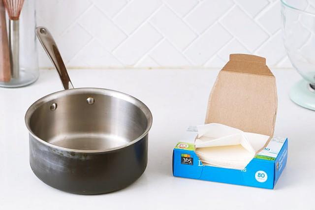스텐 탄 냄비 쉽게 닦는법 건조기 섬유유연제