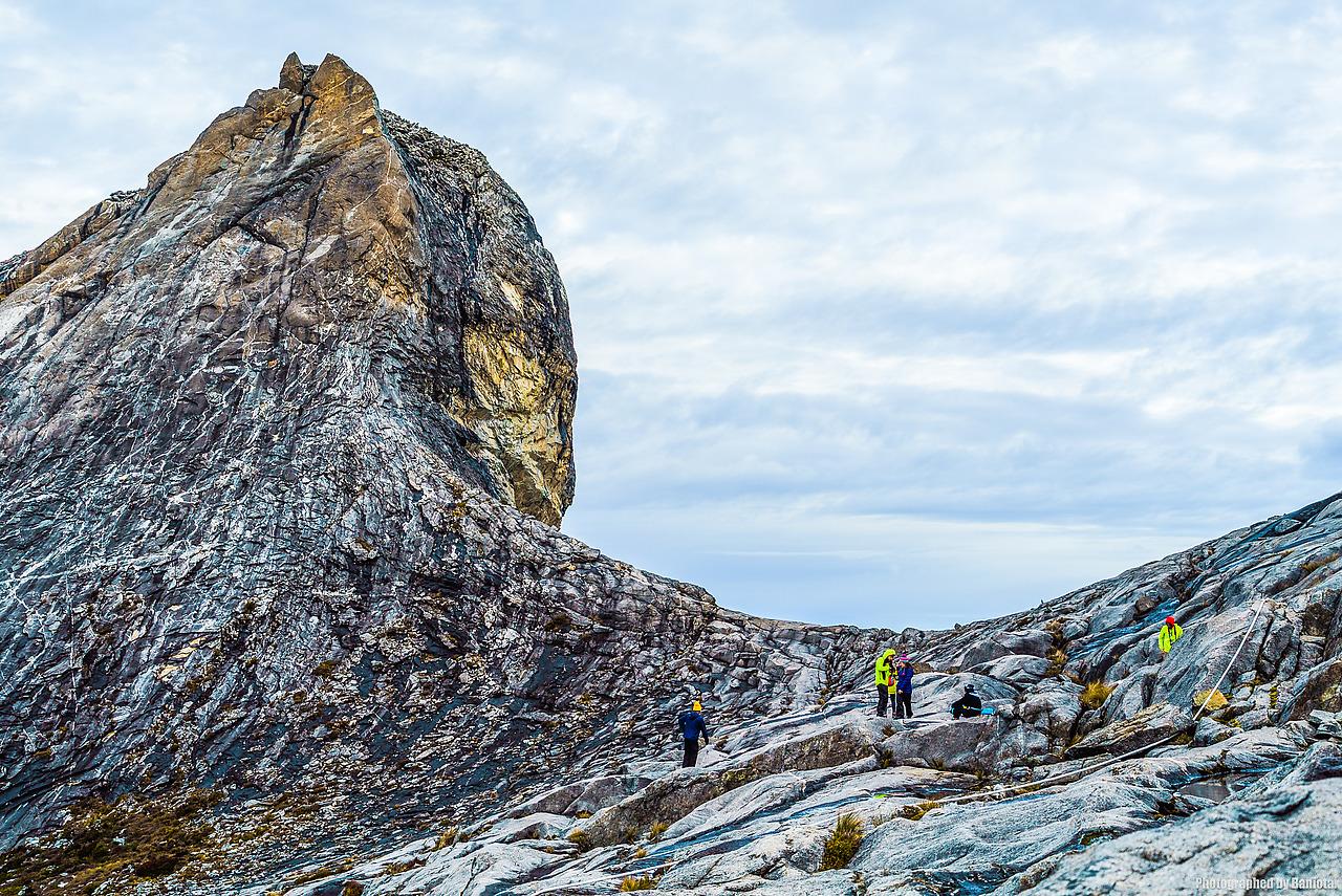 키나발루산 산행