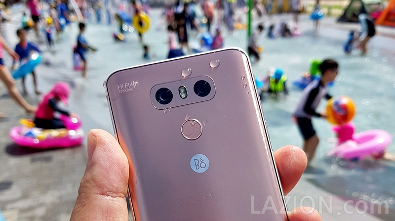 LG G6+가 휴가철에 어울리는 3가지 이유
