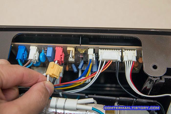 HU-5580S 커넥터