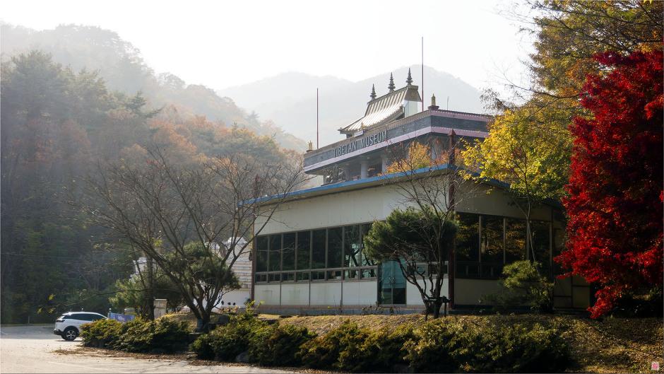[삼성NX500] 티벳박물관