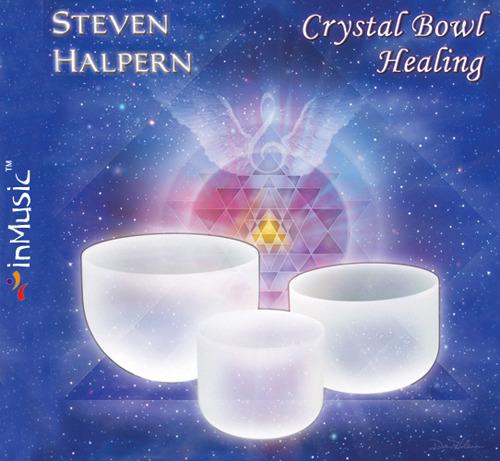 Steven Halpern - Crystal Bowl Healing by inMusic 인뮤직 발매작