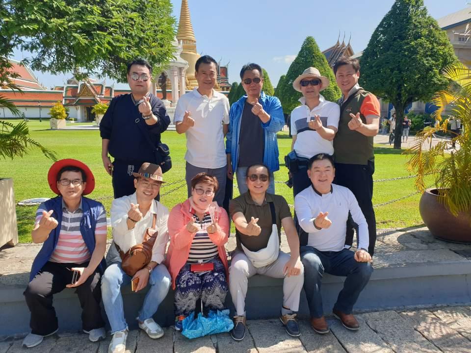 세계나눔문화총연합회, 태국서 IBG 컨벤션 참가
