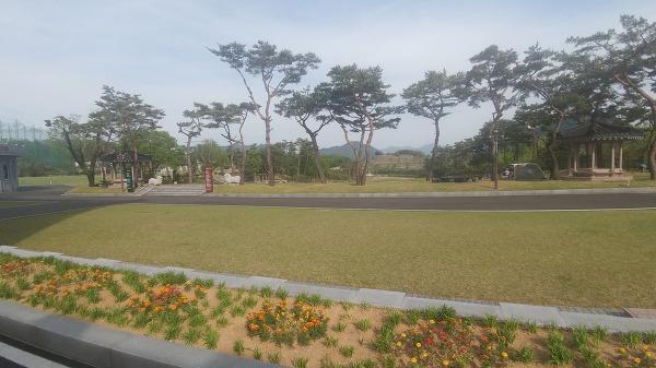 중원대학교 캠퍼스