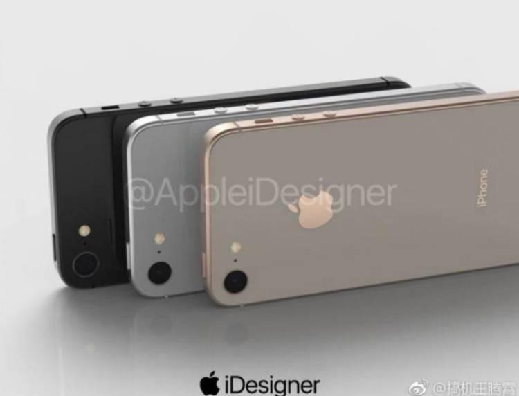 아이폰 SE 2세대 스펙 , 출시일 예상과 렌더링 이미지
